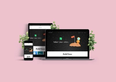 Almira Designs Portfolio Website